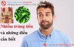 Nhiễm trùng tiểu và những điều cần biết