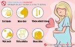 Các dấu hiệu có thai sớm chuẩn xác