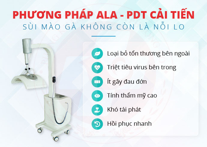 phương pháp ALA -PDT