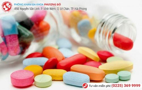 chữa gai sinh dục bằng thuốc