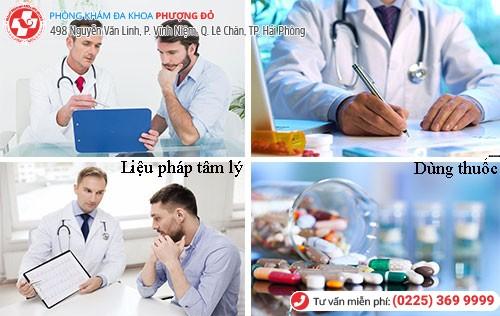 Điều trị bệnh di tinh